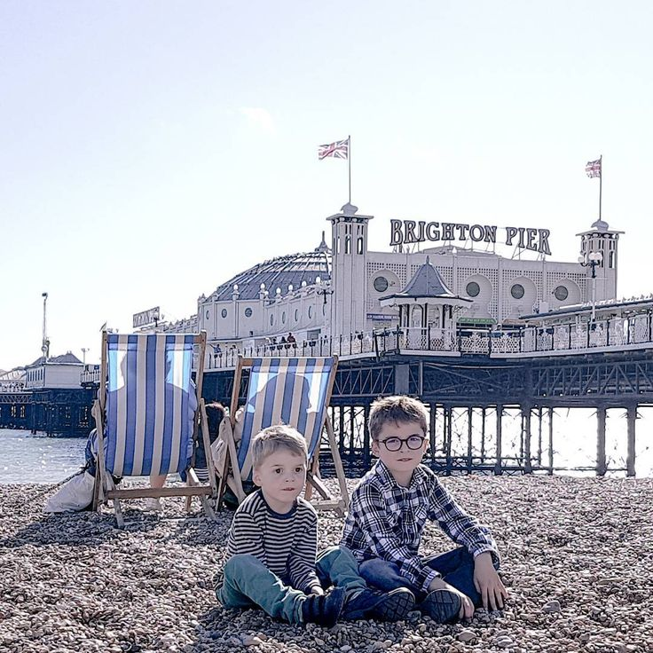 Brighton pier - UK