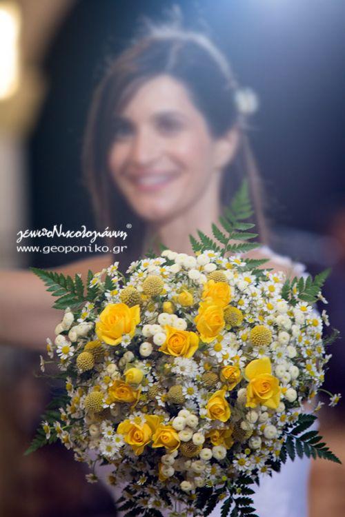 νυφική ανθοδέσμη, bridal bouquet