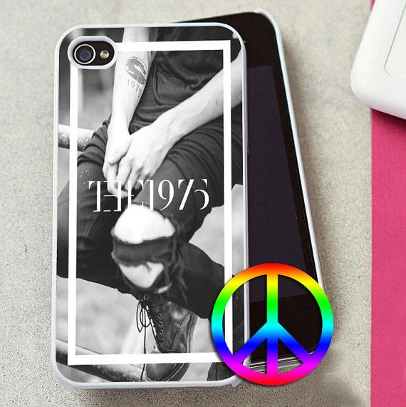 The 1975 Band Logo Phone Case for iPhone 4 4s 5 5s 5c by DecoPeace, $15.00