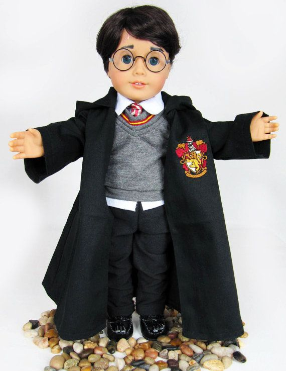 Pre Order NEW in Box Custom Harry Potter American by JAckDolls