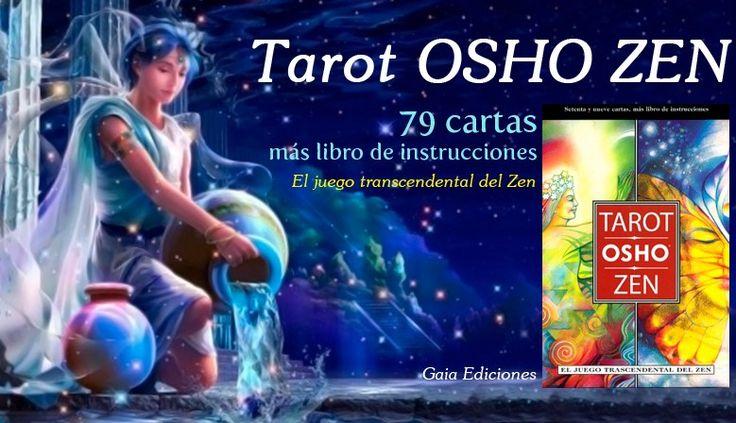 TAROT OSHO ZEN (SET DE LIBRO Y CARTAS)