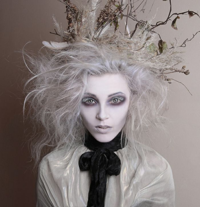 Maquillage halloween homme idées inspiration 2015
