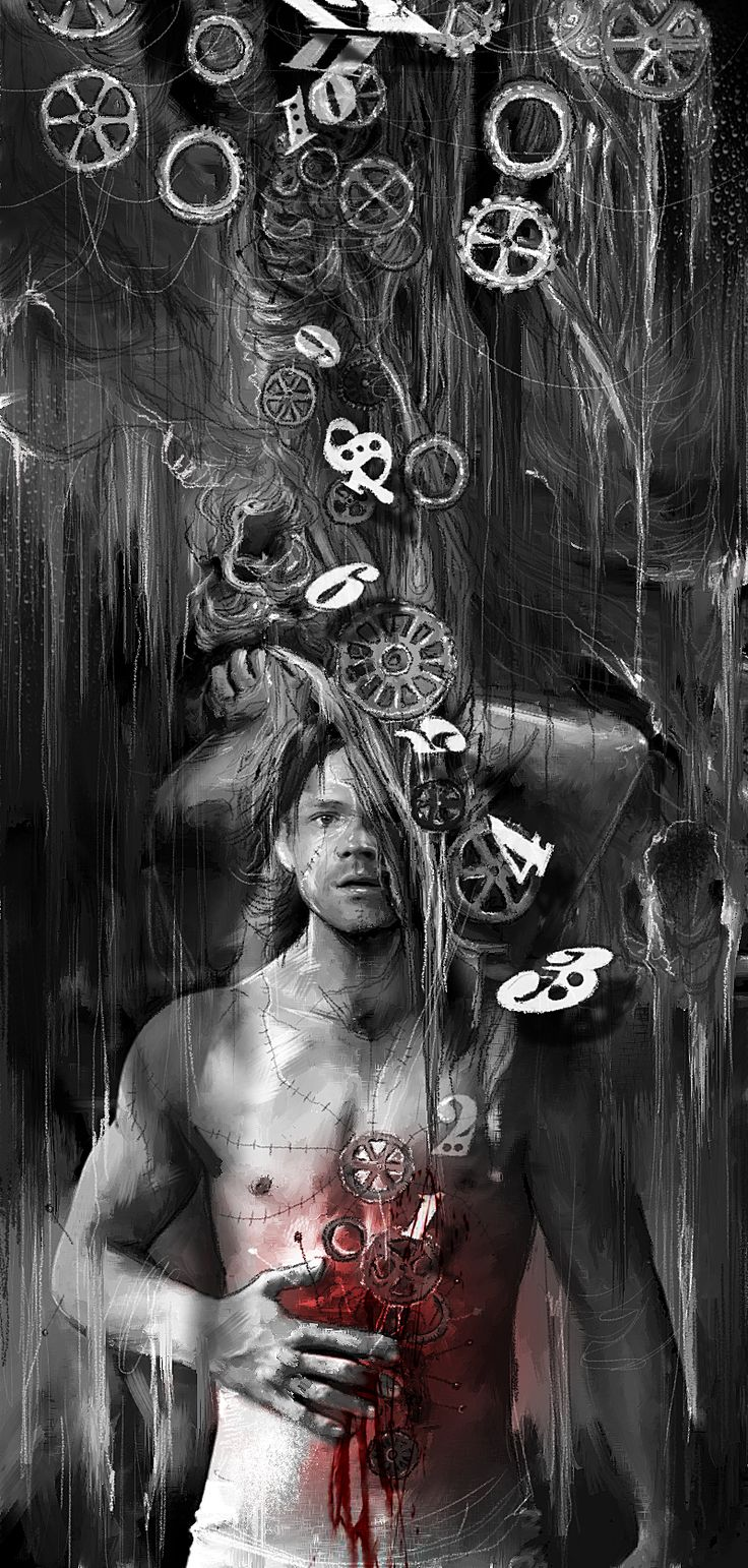 Sam Winchester's Journal – Entry #38. @Miranda Robertson do you see this!! O_o do you see this?????? i mean, just.. wow!!