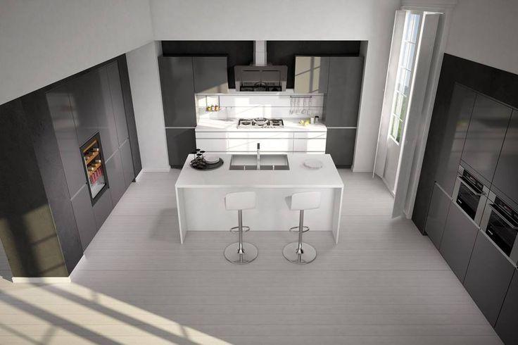 Top Design Keukens : Die besten bilder zu moderne keukens von paul roescher auf