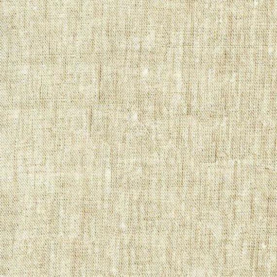 Natural Waterford Linen Robert Kaufman 100% Linen by IndeedFabric