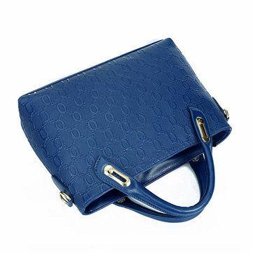 Women Crocodile Handbags Ladies Crossbody Bags Clutches Card Holder Purse 4 Sets - US$34.99