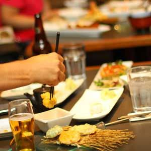 RECOMMENDED Restaurant: Mabui Sushi-Izakaya Japanese restaurant in Kelowna, British Columbia.
