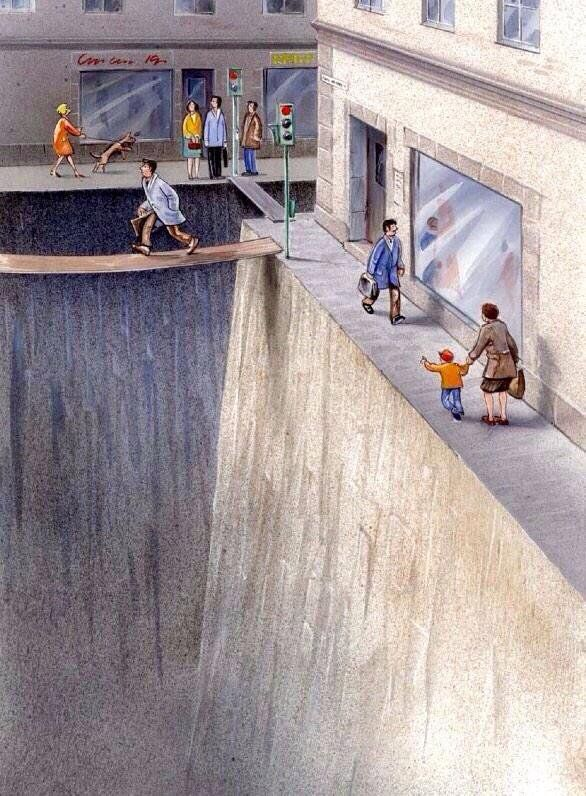 """Complete Mobility on Twitter: """"Brilliant visual illustration of how much #publicspace we have given to #cars http://t.co/jAYWBuO4hn"""""""
