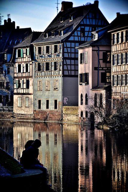 Strasbourg, Alsace, France - great photo!
