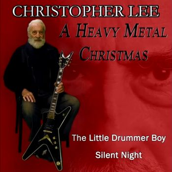 Heavy Metal Music | Christopher Lee Singing Heavy Metal Christmas Songs.