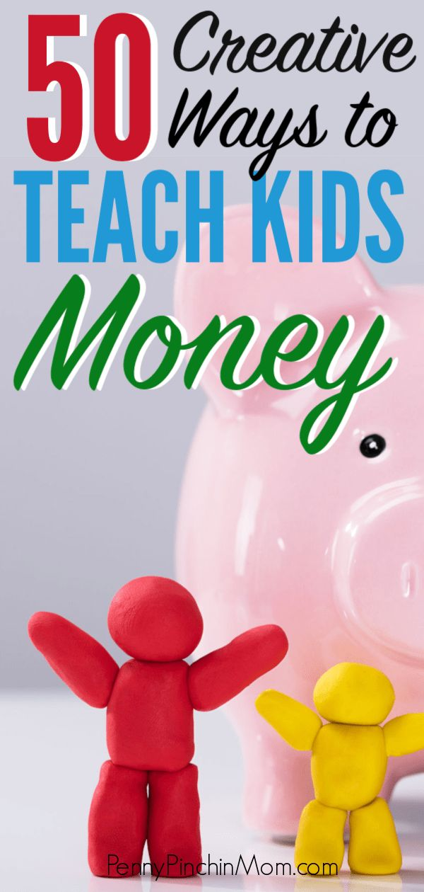 50 Creative Ways to Teach Kids About Money – Get Out Of Debt