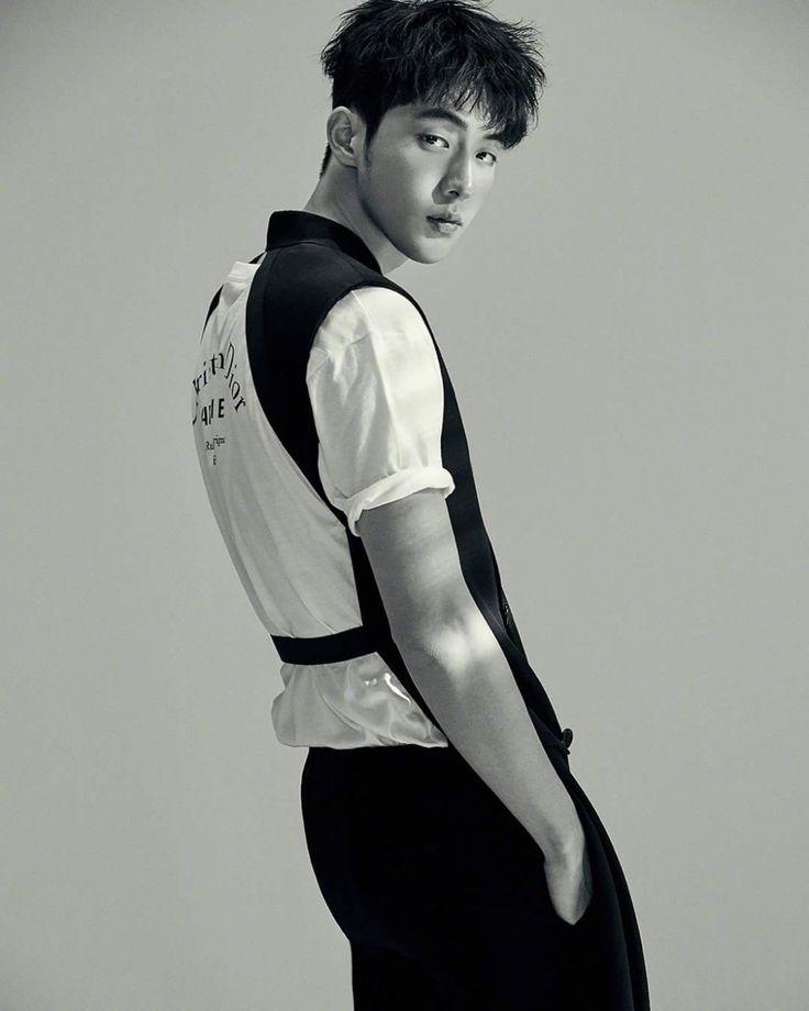 StyleKorea — Nam Joo Hyuk for Men's Uno Taiwan & Hong Kong...