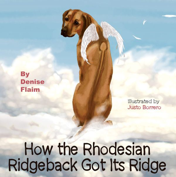 A charming creation fable about how the Ridgeback got its trademark stripe