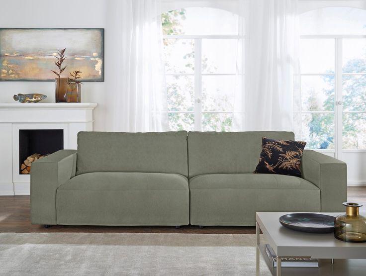 Big Sofa »Lucia« Grün, GALLERY M Jetzt Bestellen Unter: Https: