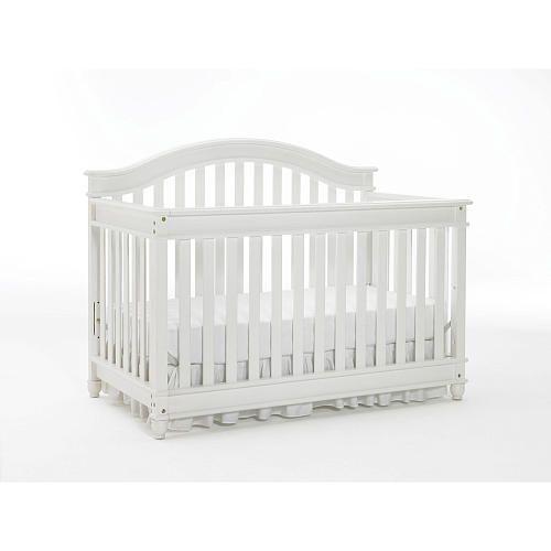 "europa baby Palisades Lifestyle Crib - White - Europa Baby - Babies ""R"" Us"