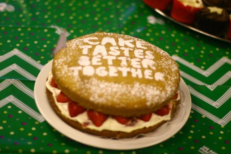 Cakes taste better together | Macmillan Coffee Morning 2015 | Bovis Homes