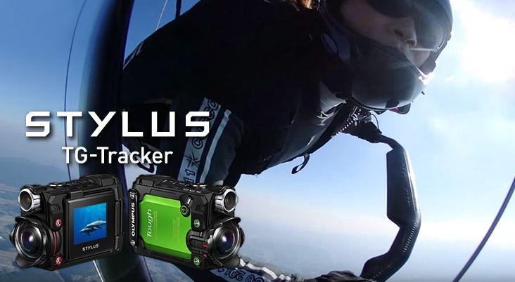 STYLUS TG-Tracker