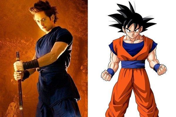 Dragonball Evolution Anime Evolution Dragon Ball