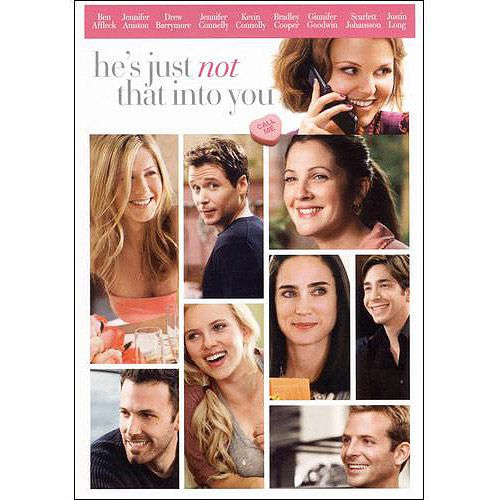 He's Just Not That Into You (Widescreen): Movies : Walmart.com