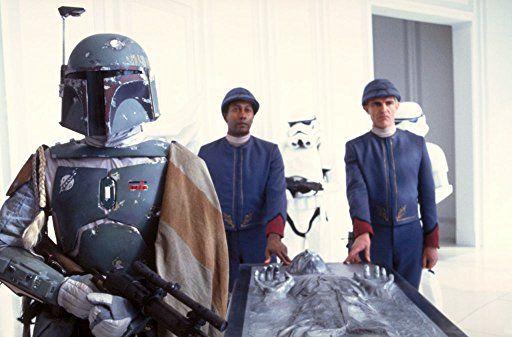 Jeremy Bulloch in Star Wars: Episode V - The Empire Strikes Back (1980)