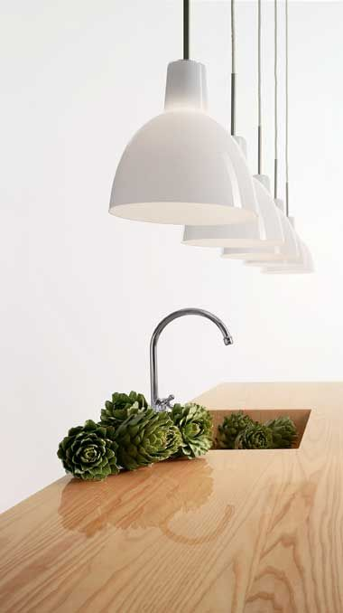 TOLDBOD GLASS PENDANT — Hermosa Design: Contemporary Beach Lifestyle Inspired by Scandinavian Design