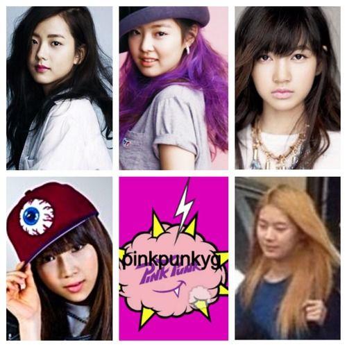 Pink Punk YG — Member Profiles