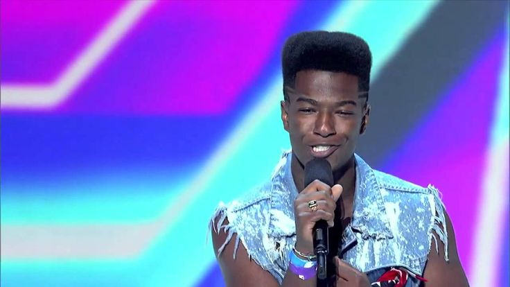 Willie Jones - Your man (The X factor USA 2012)
