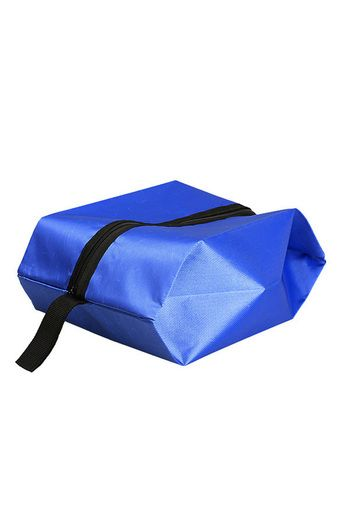 MEGA Nylon Oxford Waterproof Shoes Bag Travel Outdoor Storage Tote Dust Bag Blue - Intl | ราคา: ฿564.00 | Brand: Unbranded/Generic | See info: http://www.topsellershoes.com/product/48752/mega-nylon-oxford-waterproof-shoes-bag-travel-outdoor-storage-tote-dust-bag-blue-intl