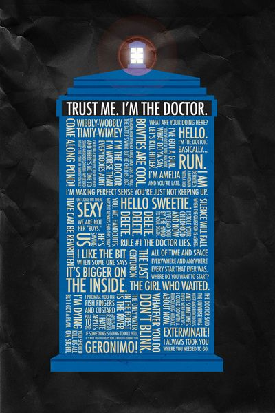 Doctor Who Quotes thedoctor doctorwho tardis