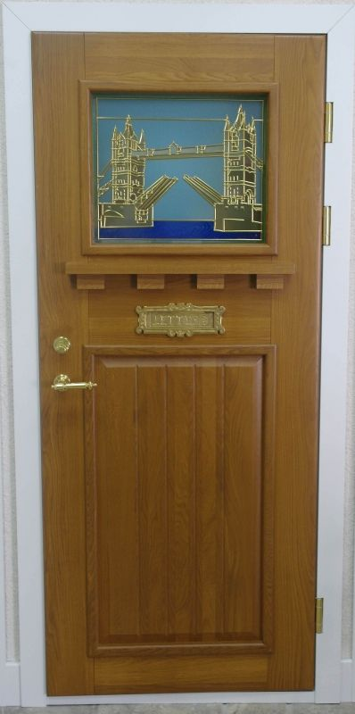 Traditional 1930 / Varnished Doors  http://www.cerberusdoors.co.uk/Gallery3