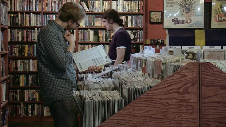 End of an Ear · Tienda de discos en Austin · Tendencias.tv