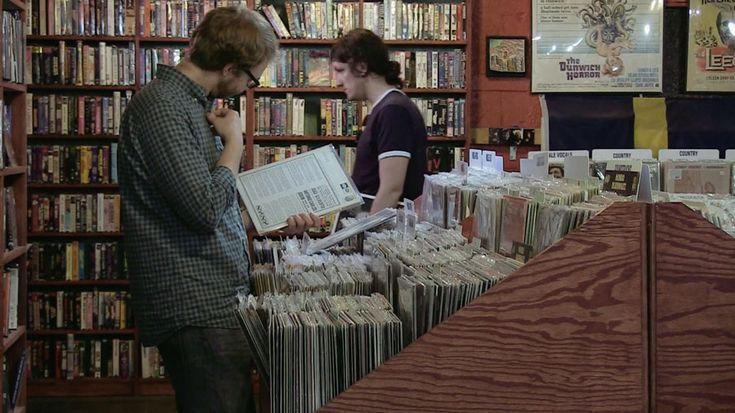End of an Ear · Tienda de discos en Austin · Tendencias.tv