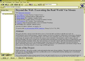 MOSAIC - FIRST WEB BROWSER. NCSA Mosaic.PNG