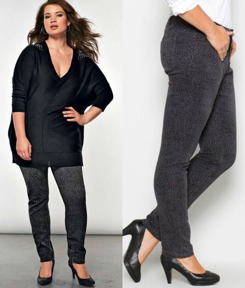 3 jeans slim tendance à adopter si vous êtes une femme ronde