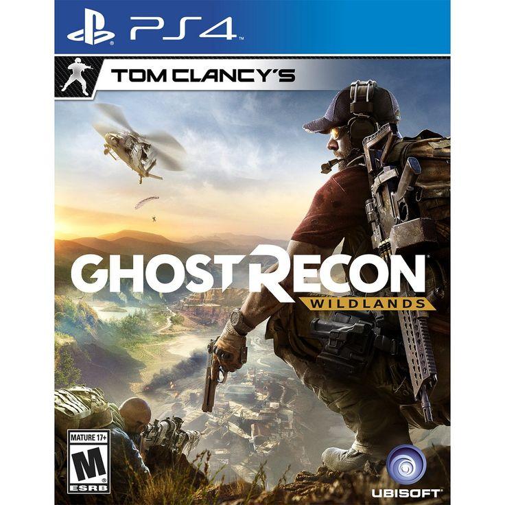 Tom Clancy's Ghost Recon Wildlands (PlayStation 4)