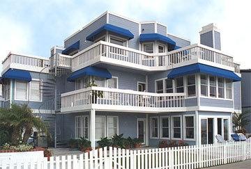 90210 Beach House  Hermosa Beach California