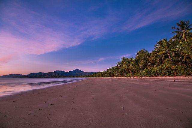 Sunrise Four Mile Beach Port Douglas by ljology, via Flickr
