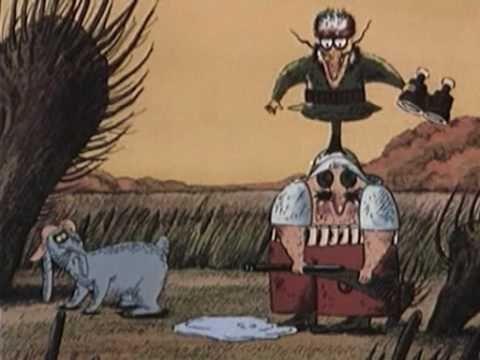 23 советских мультфильма, после которых наше сознание не подлежит восстановлению