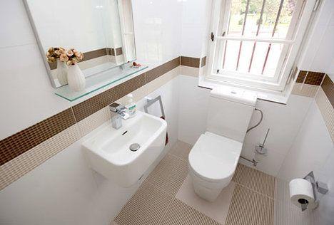 Bojíte se, že když dáte záchod do koupelny, budou se vám zde tvořit fronty? Ale pozor! To samostatná toaleta vyřeší pouze tehdy, když ji doplníte aspoň malým umývátkem; SIKO