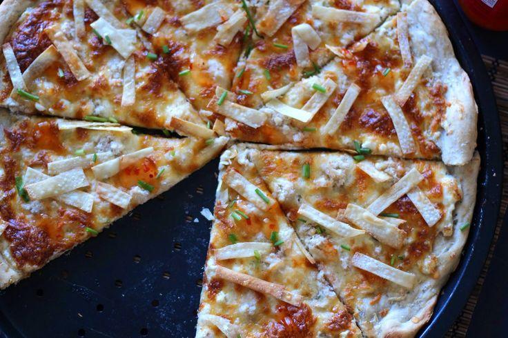 Sprinkles of Life: Crab Rangoon Pizza