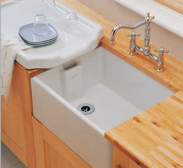 What's the difference between a Belfast Sink and a Butler