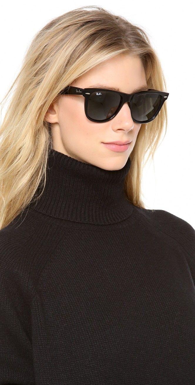 b59a4f8c1f051f ray ban classic wayfarer 50mm polarized sunglasses 70s womens ray ...