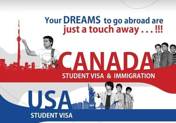Canada and USA offers thousand of different courses for international students and is famous for the quality of education in many areas. Complete Application process and visa guidance Visit our office for further assessment. Contact us: 02135631610 / 03333216011/ 03165457645 Email us for your enquiries at info@streamlinevisa.com or visit our website www.streamlinevisa.com for more information #StreamlineConsultants #StreamlineVisaConsultants #StudentVisaConsultants #TopKarachiConsultants #Co