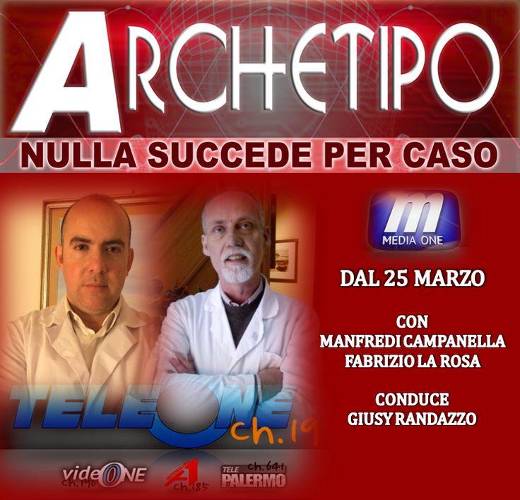 """Il Papavero Magazine: """"ARCHETIPO"""" Parte il nuovo programma Tv"""