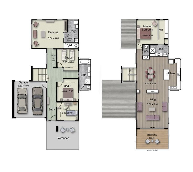 1000 images about hotondo homes home designs on pinterest for Reverse living floor plans