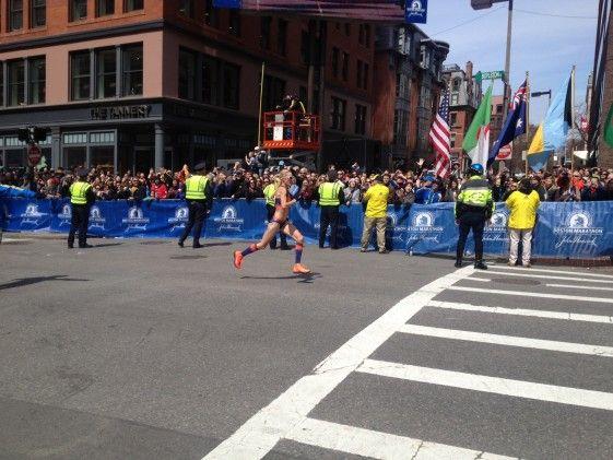 Boston Marathon Results 2013