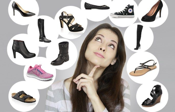 Jakie buty dobrać do sukienki? 6 MODELI SUKIENKI + odpowiednie buty