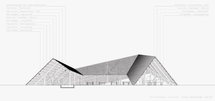 ESTRUCTURA-MATERIAL /Taller 4 Escuela de Arquitectura Universidad Católica de Chile: 06.12