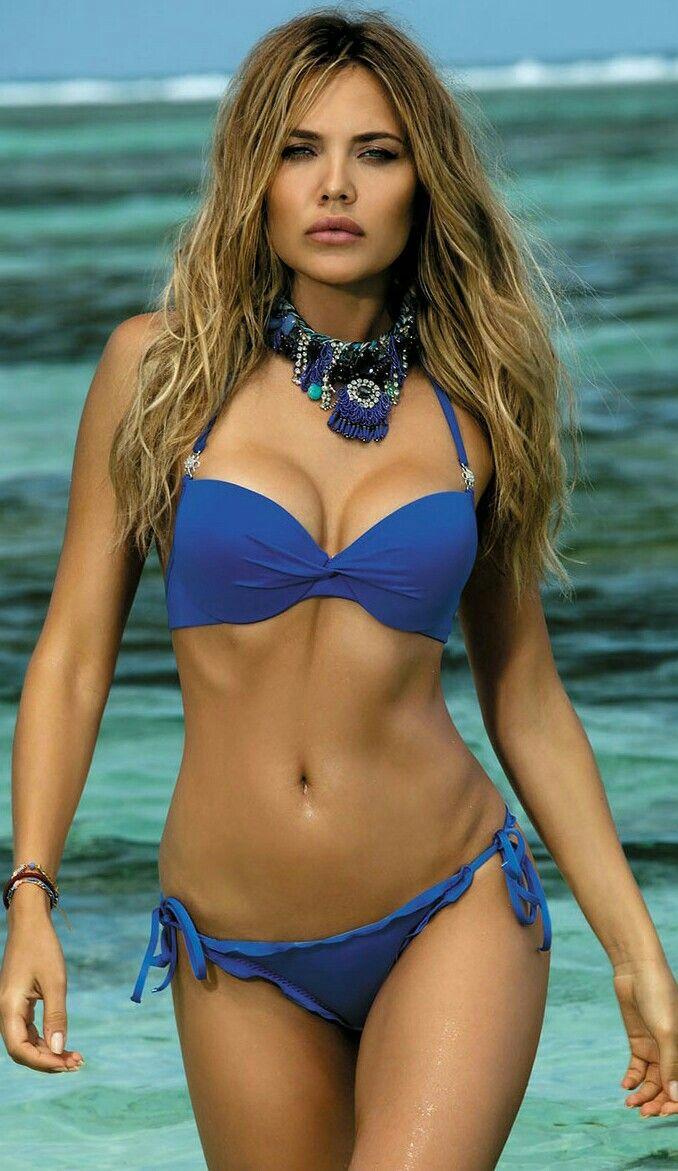 700f7b954f Mr.M ☆ Nombril, Couleurs, Bikini Bleu, Bikini Pour La Plage,