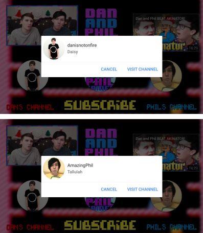 Channel displays for PHIL'S CHILDHOOD ADVENTURE! - Dan vs. Phil: Bubble Bobble